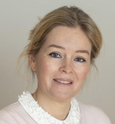 Johanna Mäkinen, toimialajohtaja, ympäristöterveyspalvelut.