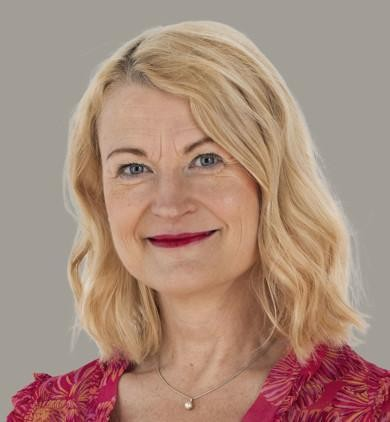 Krista Ryödi, Vs. toimialajohtaja, sosiaali- ja terveyspalvelut.