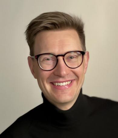 Markus Maunula, talousjohtaja